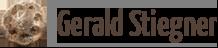 Gerald Stiegner Sticky Logo
